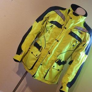 Olympia moto sport jacket new xxl